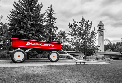 Big Red Wagon
