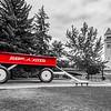 Big Red Wagon