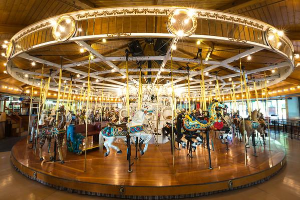 Riverfront Park Carousel