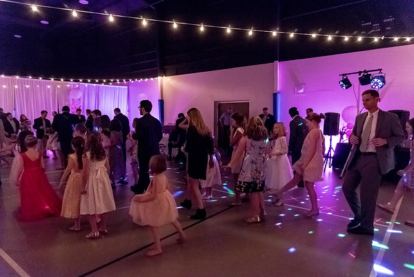 DADDY/DAUGHTER DANCE 2018