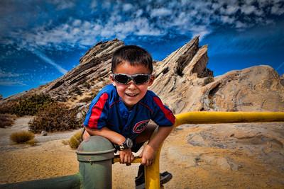 Phoenixx, Vasquez Rocks