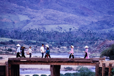 New Bridge at Tien Phuoc