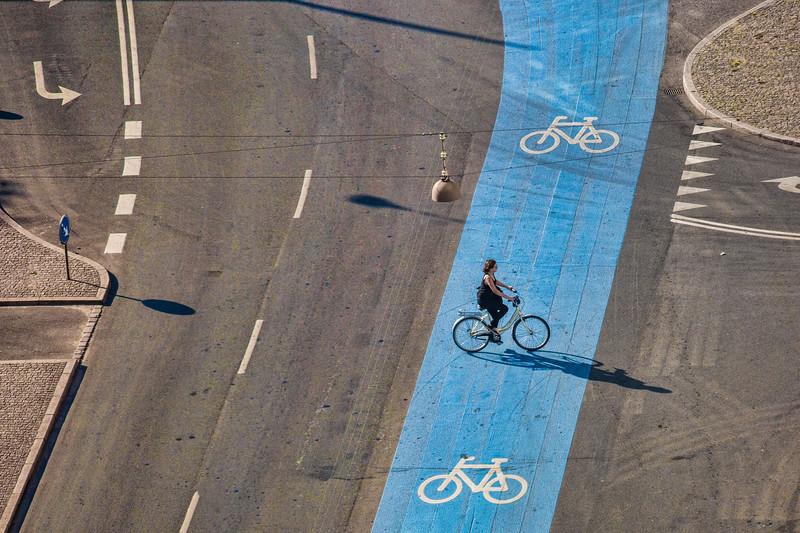 Cyclist, Copenhagen