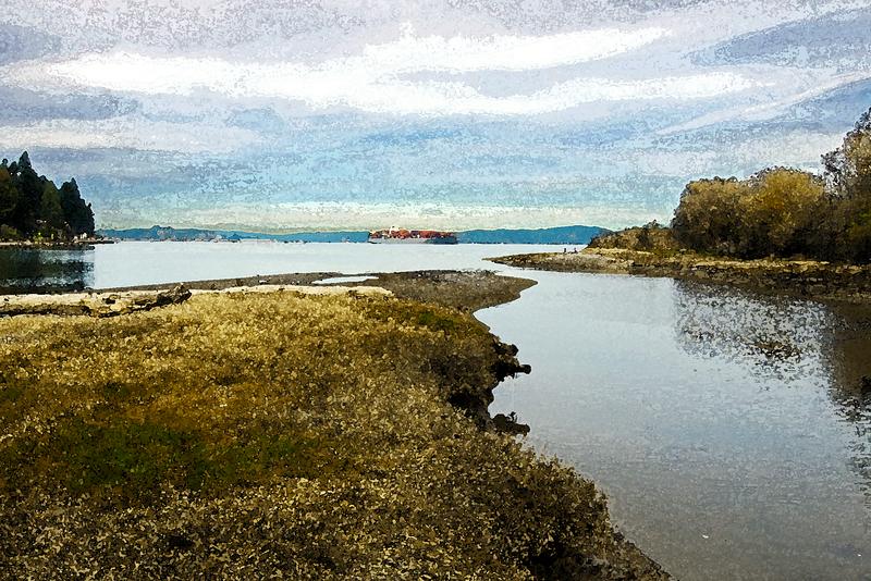 Kitsap Peninsula, Curly Creek