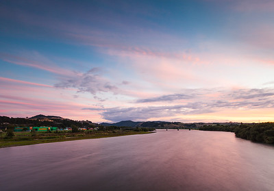 Waikato River, Huntly, Waikato King Country
