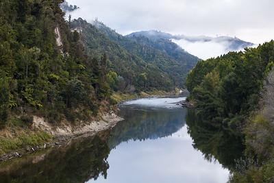 Whanganui River and mixed forest, Whanganui