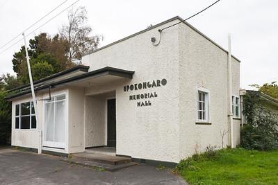 Opokongaro Memorial Hall, Whanganui