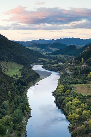 Pungarehu and Whanganui River, Whanganui Manawatu