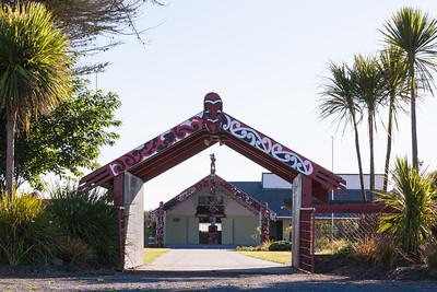 Maurea Marae, Waikato River, King Country