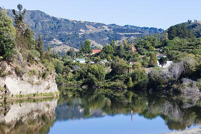 Whanganui River and Jerusalem (Hiruharama), Whanganui