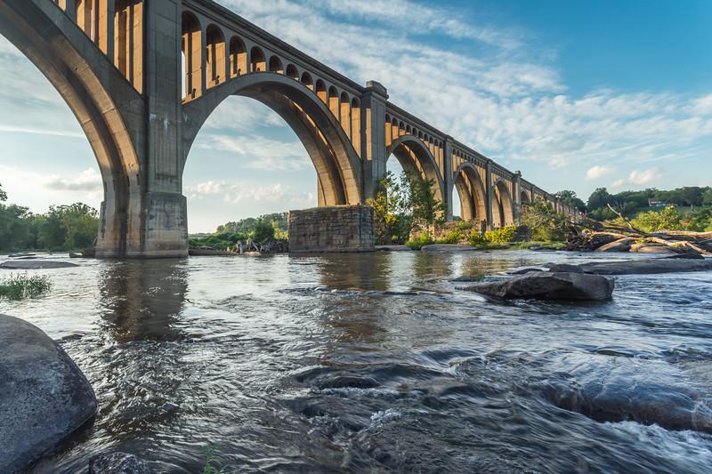 Richmond Railroad Bridge II