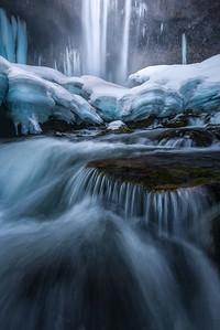 Tamanawas Falls - Oregon
