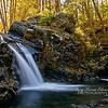 Shackleford Falls in Autumn