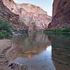 Colorado River from Nankoweap Camp