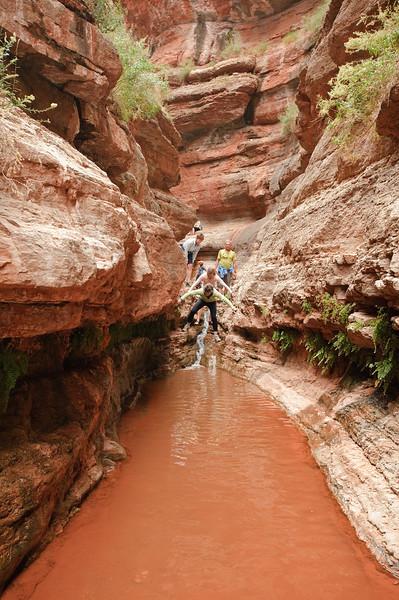 Saddle Canyon