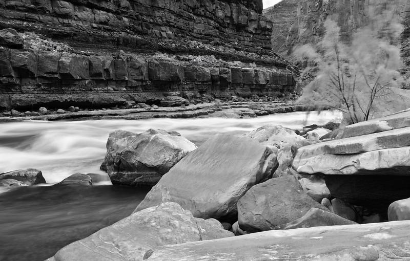 North Canyon Dawn