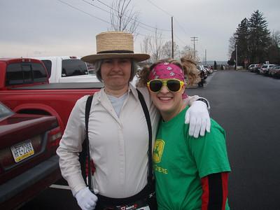 2012 Humdinger Trail Run