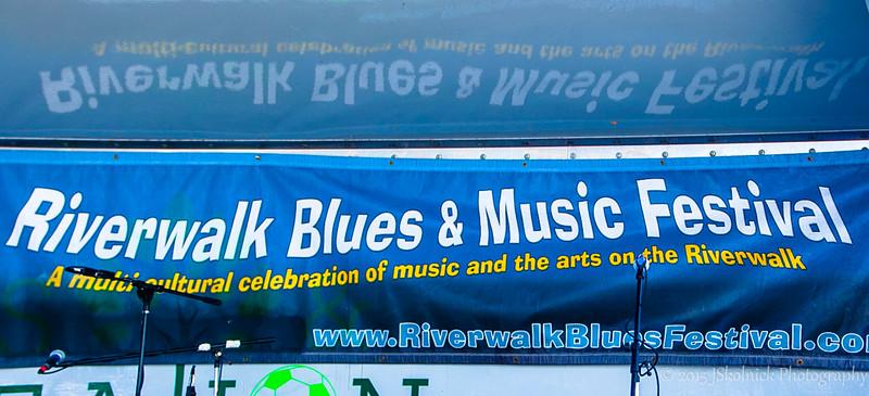 2015 Riverwalk Blues & Music Fest