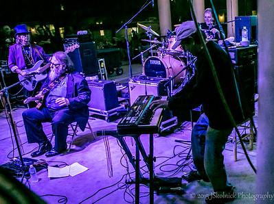 IKO IKO at the Riverwalk Blues Fest 2015