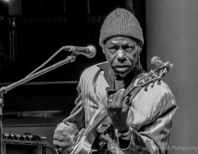 Walter Wolfman Washington at the Riverwalk Blues Festival