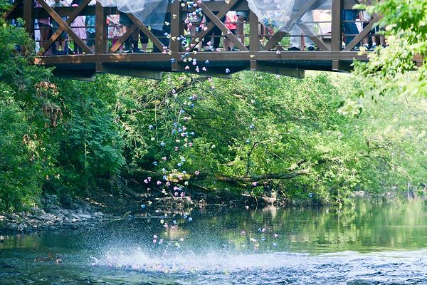 Riverwalk Duck Race 2017