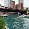 Chicago Riverwalk summer 2015 concert at the Cove