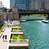 Chicago Riverwalk Jetty