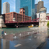 Riverwalk Water Plaza