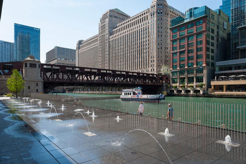 Riverwalk Water Plaza