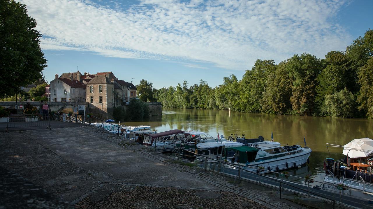 Port de plaisance, Verdun/Doubs