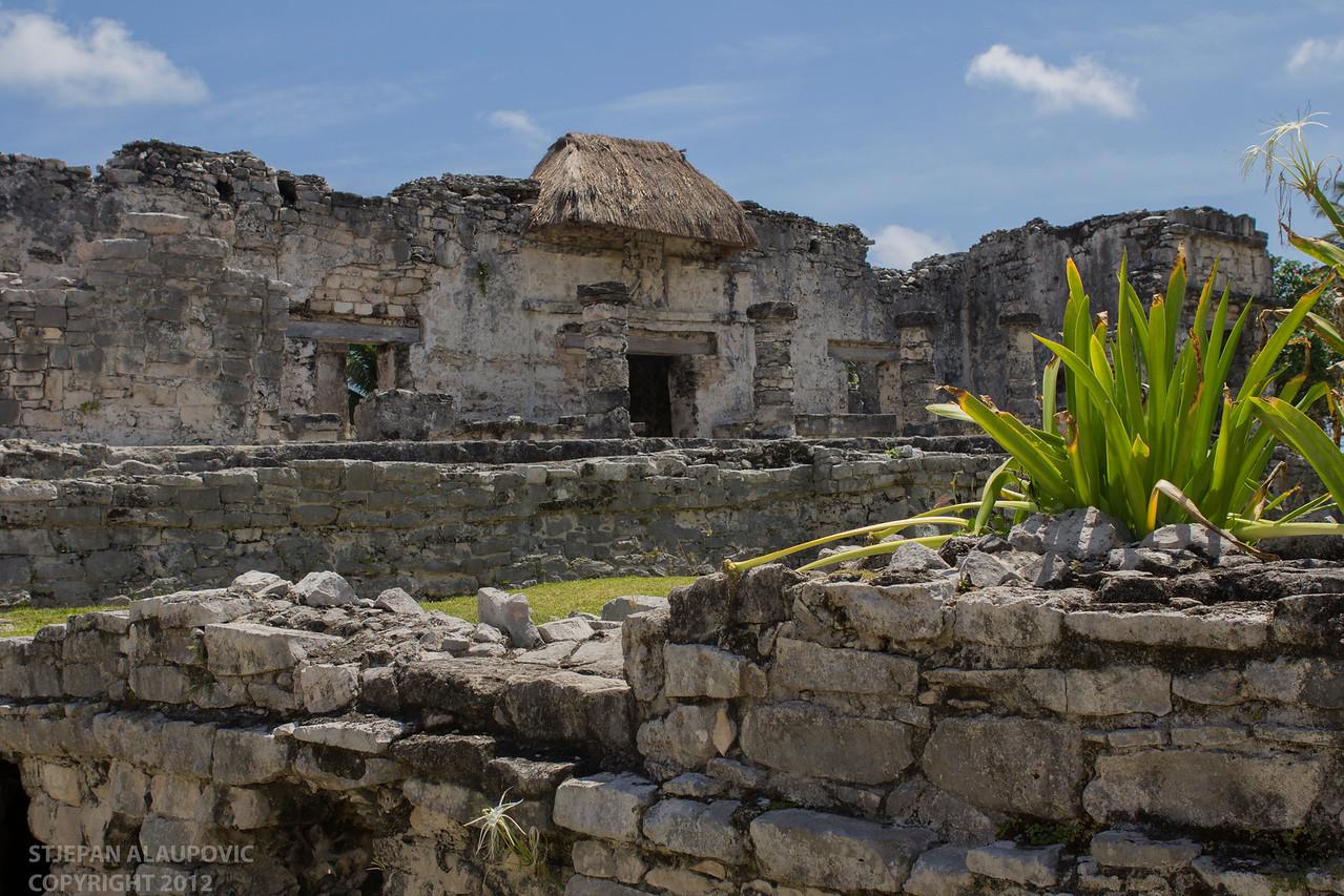Tulum Ruins of Mayan Village