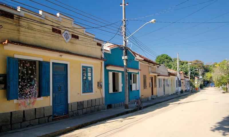 Pelas ruas de Paquetá
