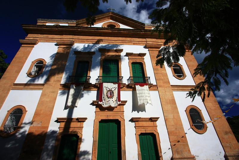 Igreja Matriz de Nossa Senhora dos Remédios em Paraty (1789)