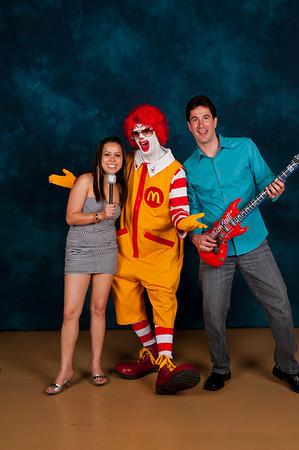 Ronald McDonald Rotary Club-77