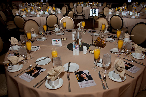 Ronald McDonald Scholarship Breakfast 2011