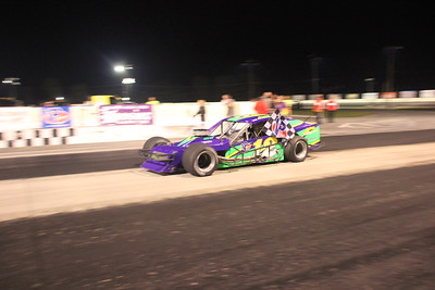 Race of Champions Modifieds - Tommy Druar/Tony Jankowiak 110 at Lancaster National Speedway - 8/18/18