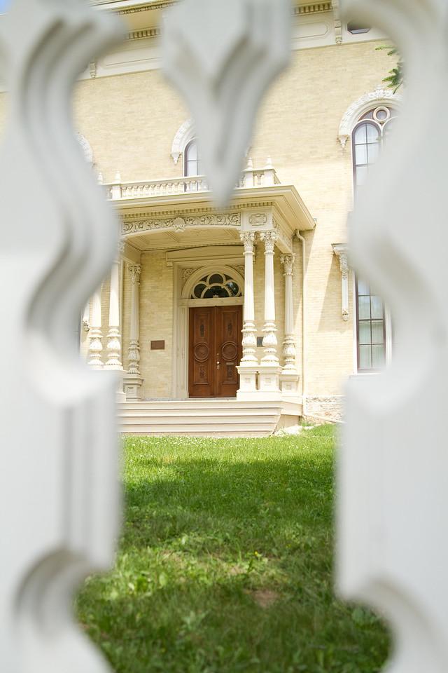 Rock County Historical Society - Tallman House interior/exterior