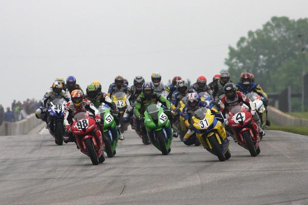 2008 AMA Supercycle Doubleheader - Sunday