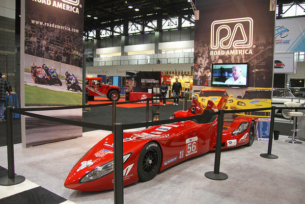 Chicago Auto Show - RA Booth