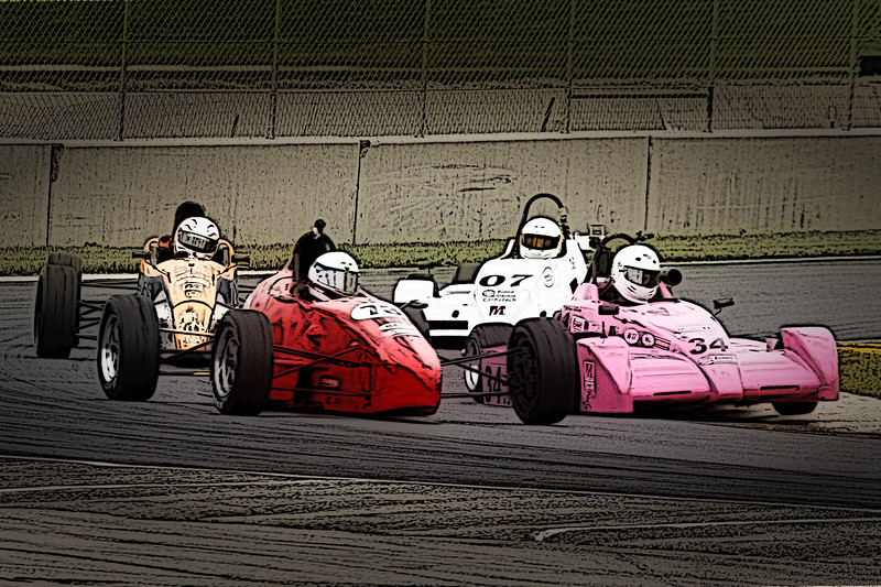 """Racing..."""