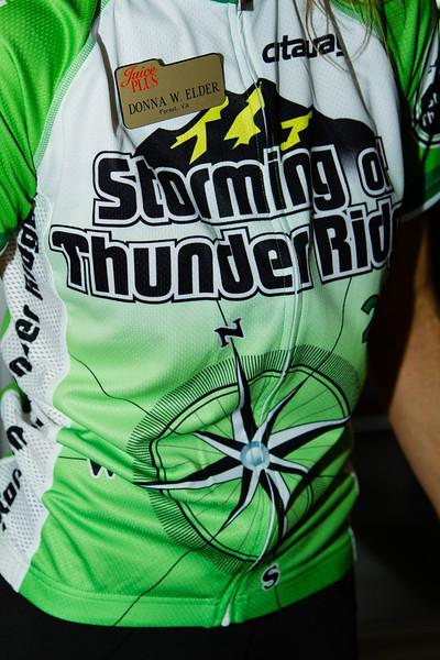Storming of Thunder Ridge 2013