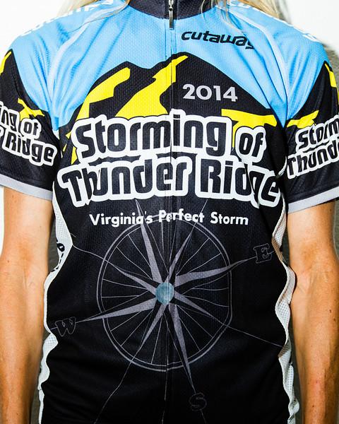 Storming of Thunder Ridge 2014