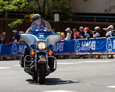 UCI World Championship Men's TTT 2015