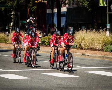 UCI World Championship Women's TTT 2015