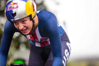 Chloe Dygert - Women's Individual Time Trial World Champion (2019)