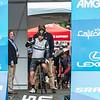 Mark Cavendish at the start of the TT