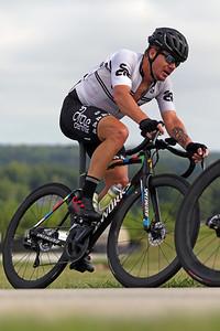 Matthew Emerick (664) competes in MAC Racing Series at Rock Hill, South Carolina, Saturday, August 8, 2020