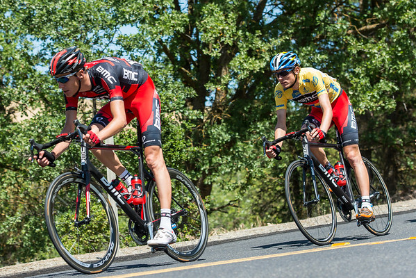 Tejay comfortable behind his team on the way to his first stage race victory
