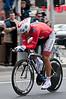 Fabian Cancellara, winner of the prologue TT, 2009 TOC