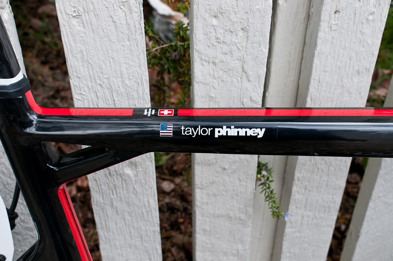 Taylor Phinney's BMC
